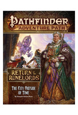 Pathfinder Pathfinder: Adventure Path - Return of the Runelords - The City Outside of Time