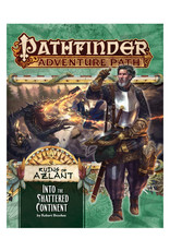 Pathfinder Pathfinder: Adventure Path - Ruins of Azlant - Into The Shattered Continent