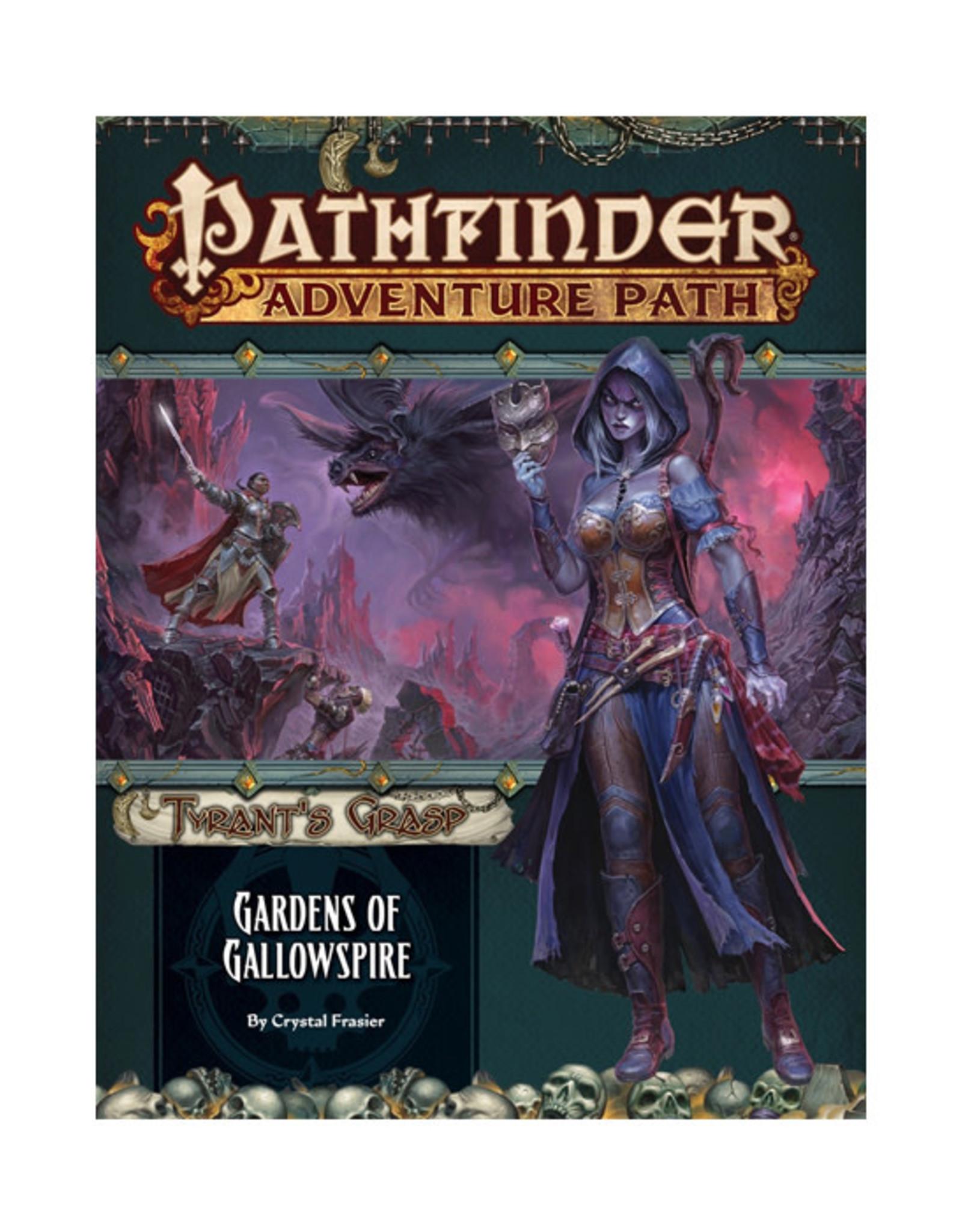 Pathfinder Pathfinder: Adventure Path - Tyrant's Grasp - Gardens of Gallowspire