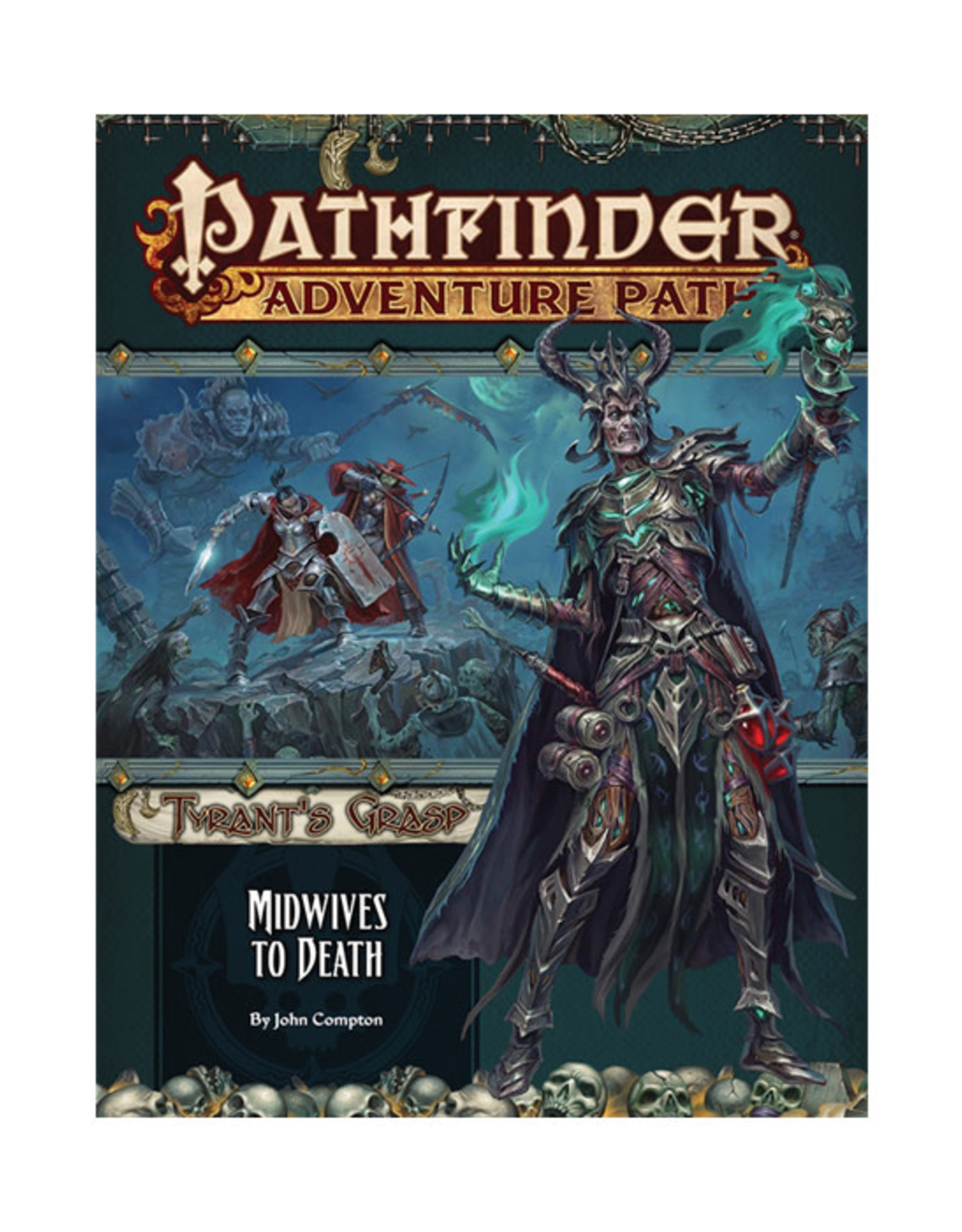 Pathfinder Pathfinder: Adventure Path - Tyrant's Grasp - Midwives to Death