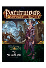 Pathfinder Pathfinder: Adventure Path - War for the Crown - The Six-Legend Soul