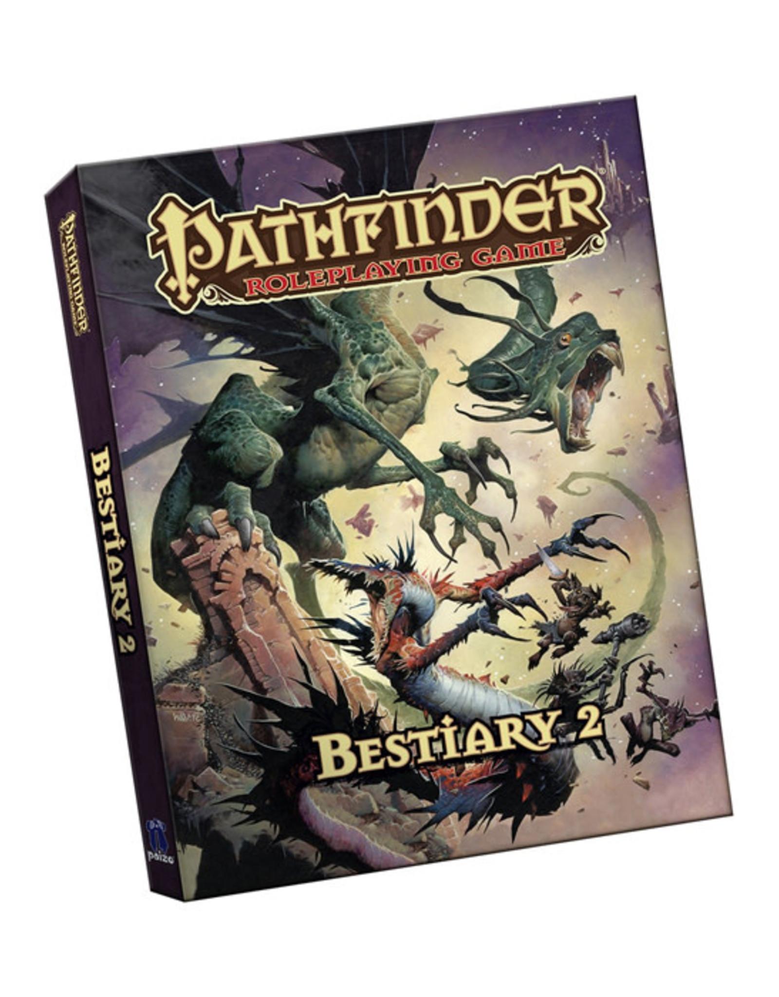 Pathfinder Pathfinder: Bestiary 2 - Pocket Edition