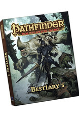 Pathfinder Pathfinder: Bestiary 3 - Pocket Edition