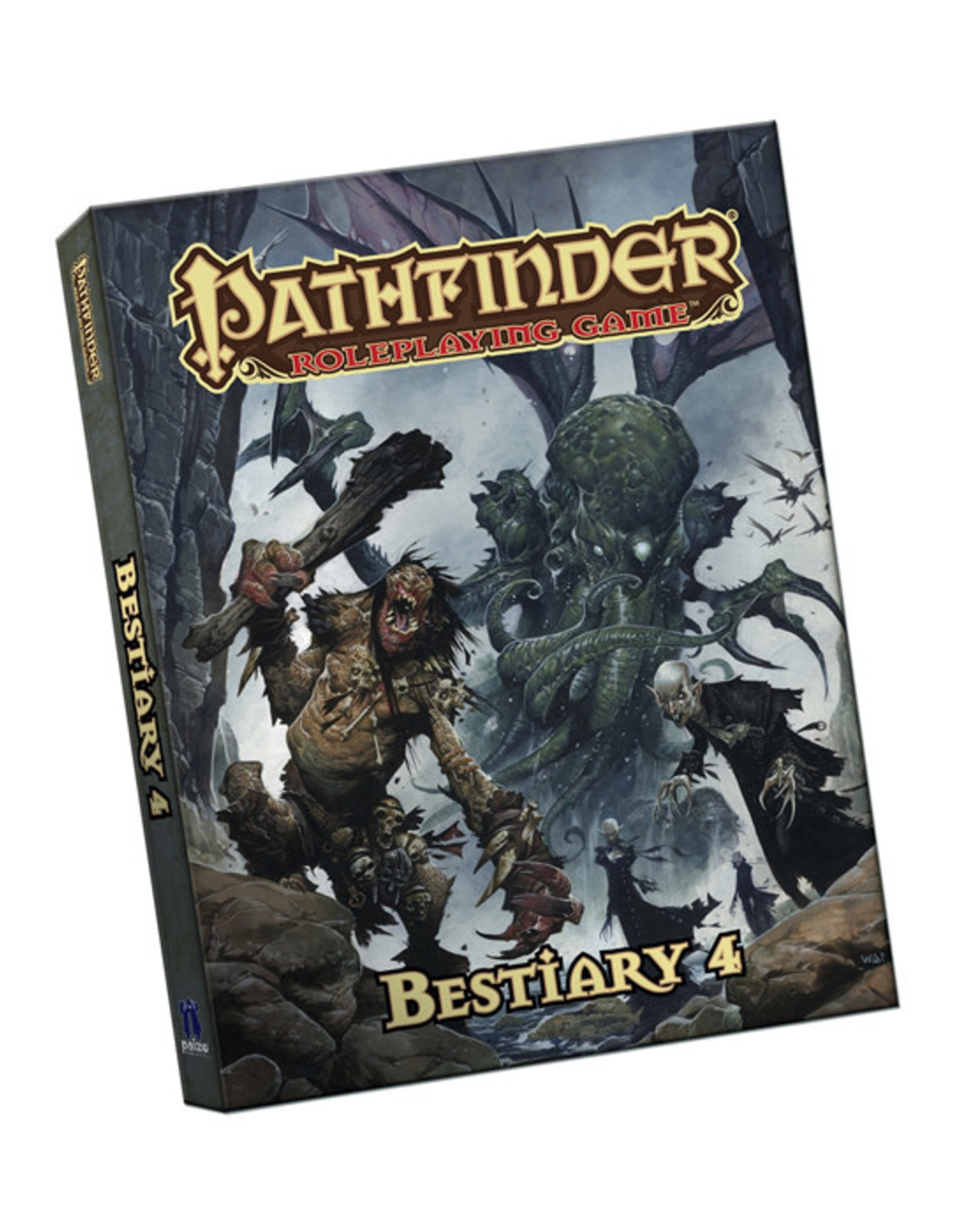 Pathfinder Pathfinder: Bestiary 4