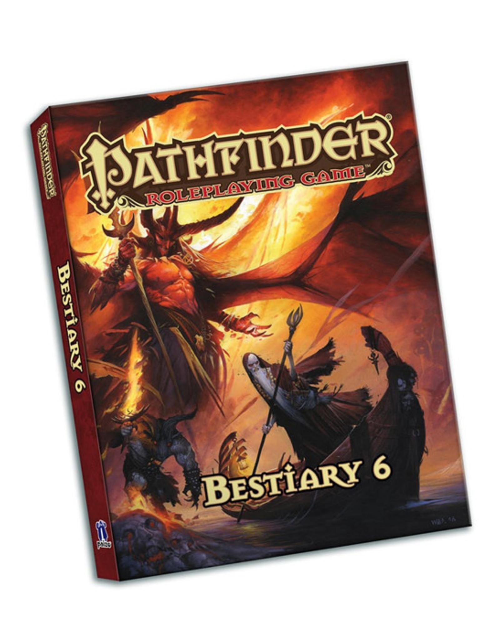 Pathfinder Pathfinder: Bestiary 6 - Pocket Edition