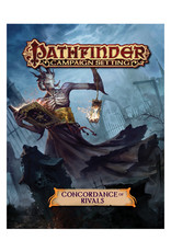 Pathfinder Pathfinder: Campaign Setting - Concordance of Rivals