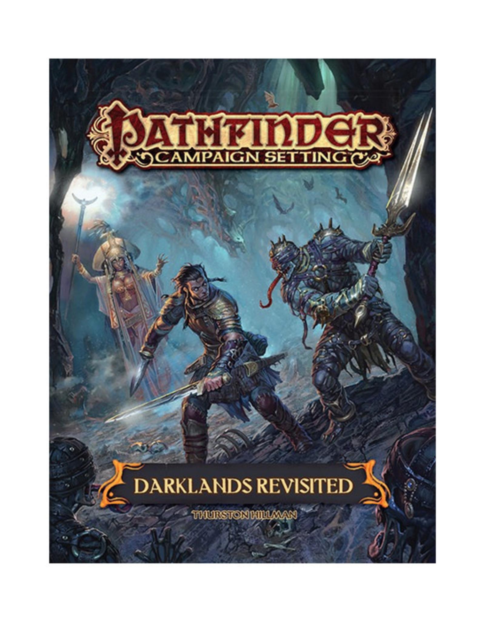 Pathfinder Pathfinder: Campaign Setting - Darklands Revisited