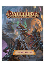 Pathfinder Pathfinder: Campaign Setting - Distant Realms