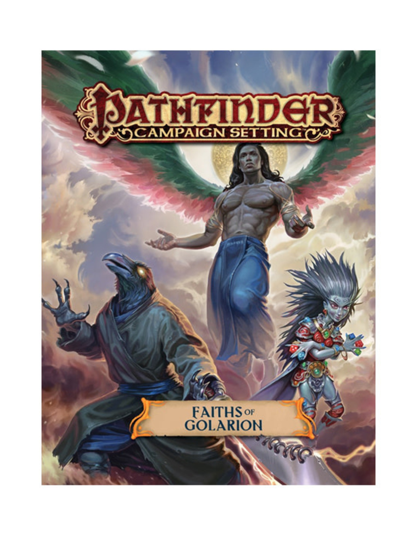 Pathfinder Pathfinder: Campaign Setting - Faiths of the Golarion