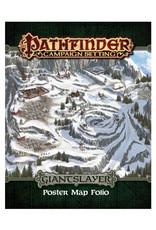 Pathfinder Pathfinder: Campaign Setting - Giantslayer - Poster Map Folio