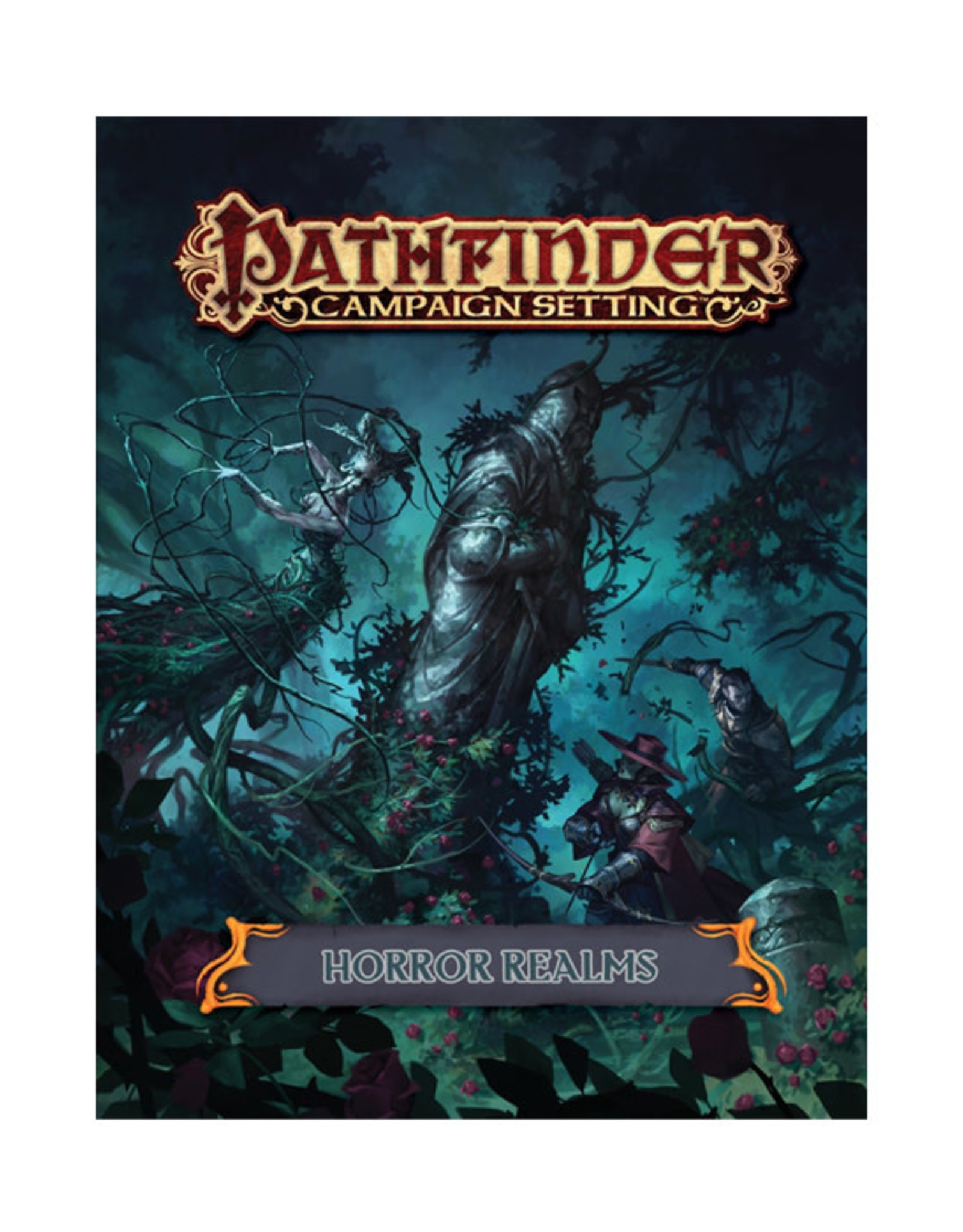 Pathfinder Pathfinder: Campaign Setting - Horror Realms