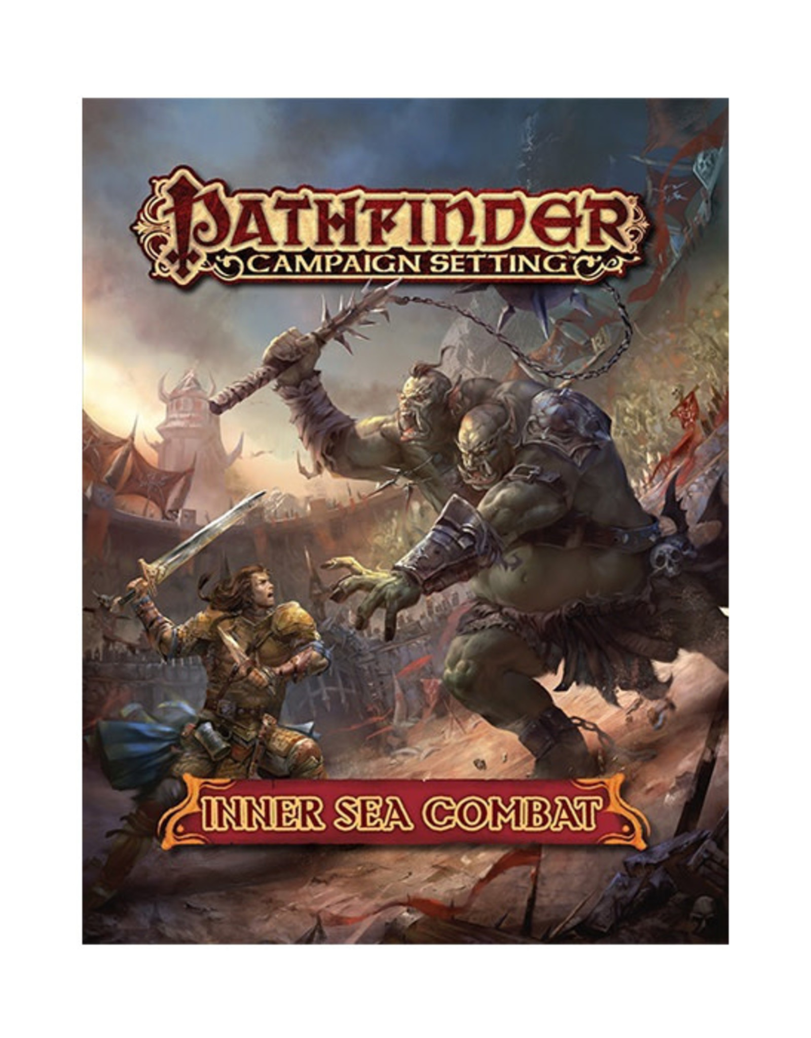 Pathfinder Pathfinder: Campaign Setting - Inner Sea Combat