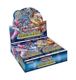 Yu-Gi-Oh! Yu-Gi-Oh!: Genesis Impact - Booster Box
