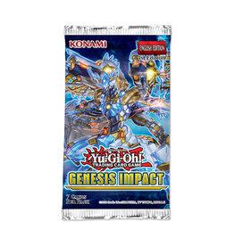 Yu-Gi-Oh! Yu-Gi-Oh!: Genesis Impact - Booster Pack