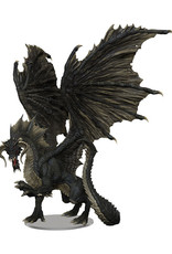 Dungeons & Dragons Dungeons & Dragons: Icons of the Realms - Adult Black Dragon