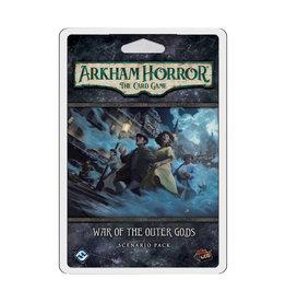 Arkham Horror Arkham Horror: The Card Game - Scenario Pack - War of the Outer Gods