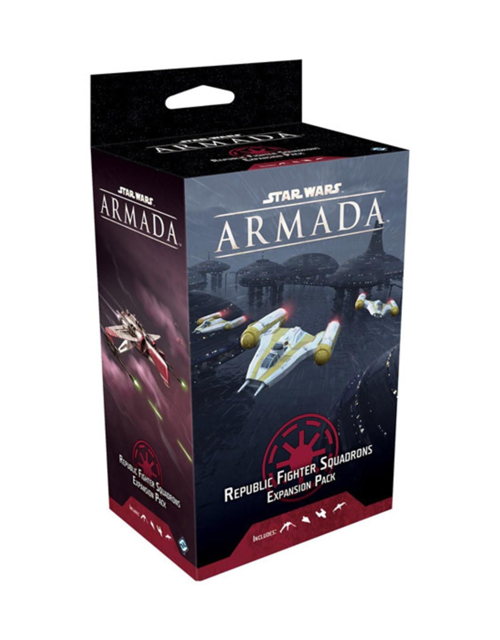 Fantasy Flight Games Star Wars: Armada - Republic Fighter Squadrons