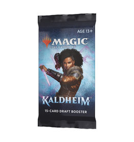 Magic: The Gathering Magic: The Gathering - Kaldheim - Draft Booster Pack