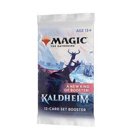 Magic: The Gathering Magic: The Gathering - Kaldheim - Set Booster Pack