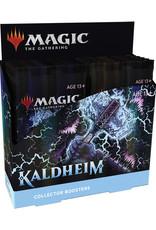 Magic: The Gathering Magic: The Gathering - Kaldheim - Collector Booster Box