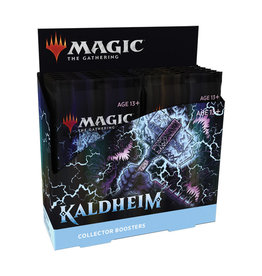 Magic: The Gathering Magic: The Gathering - Kaldheim - Collector Booster Box