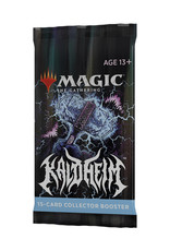 Magic: The Gathering Magic: The Gathering - Kaldheim - Collector Booster Pack