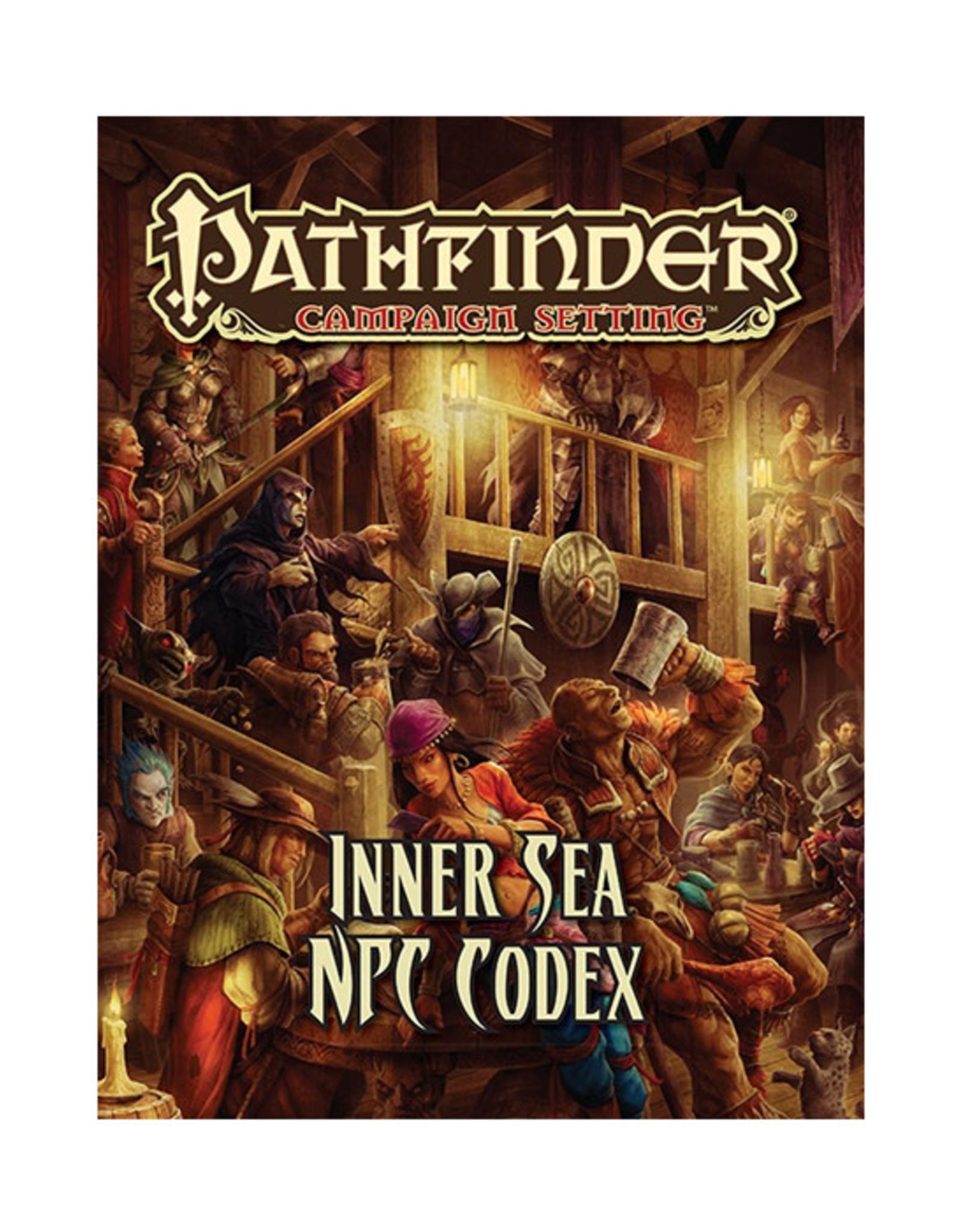 Pathfinder: Campaign Setting - Inner Sea NPC Codex
