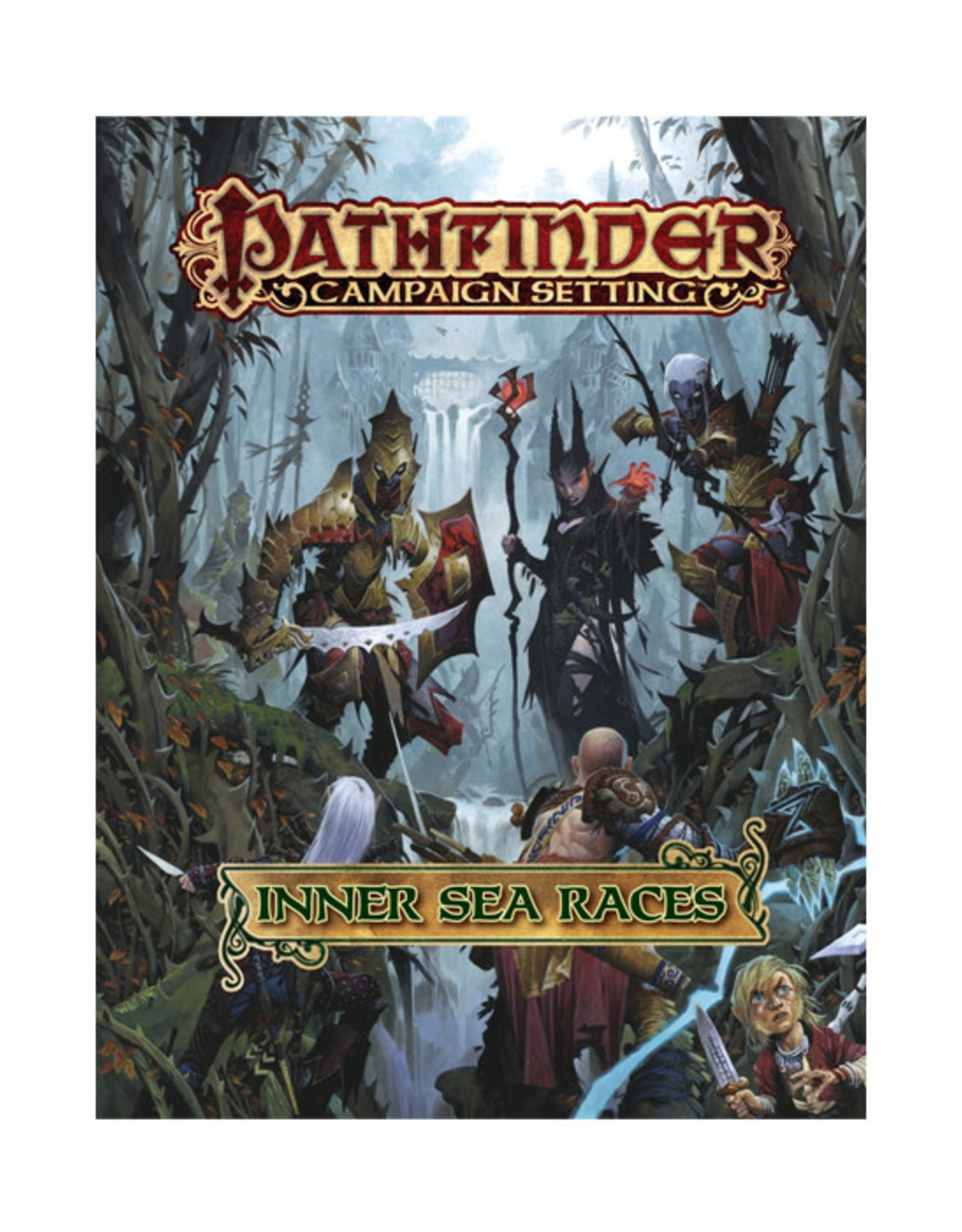 Pathfinder Pathfinder: Campaign Setting - Inner Sea Races