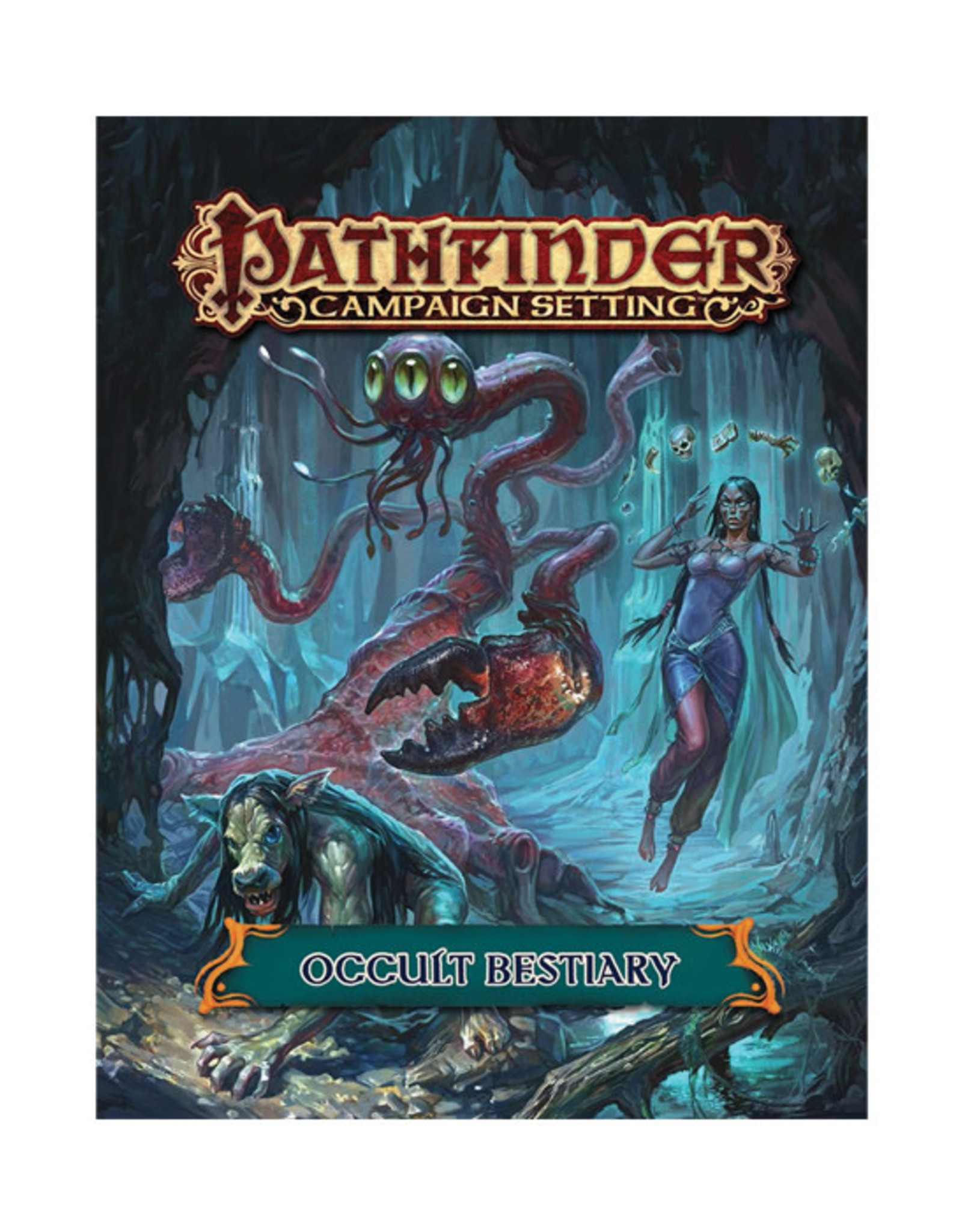 Pathfinder Pathfinder: Campaign Setting - Occult Bestiary