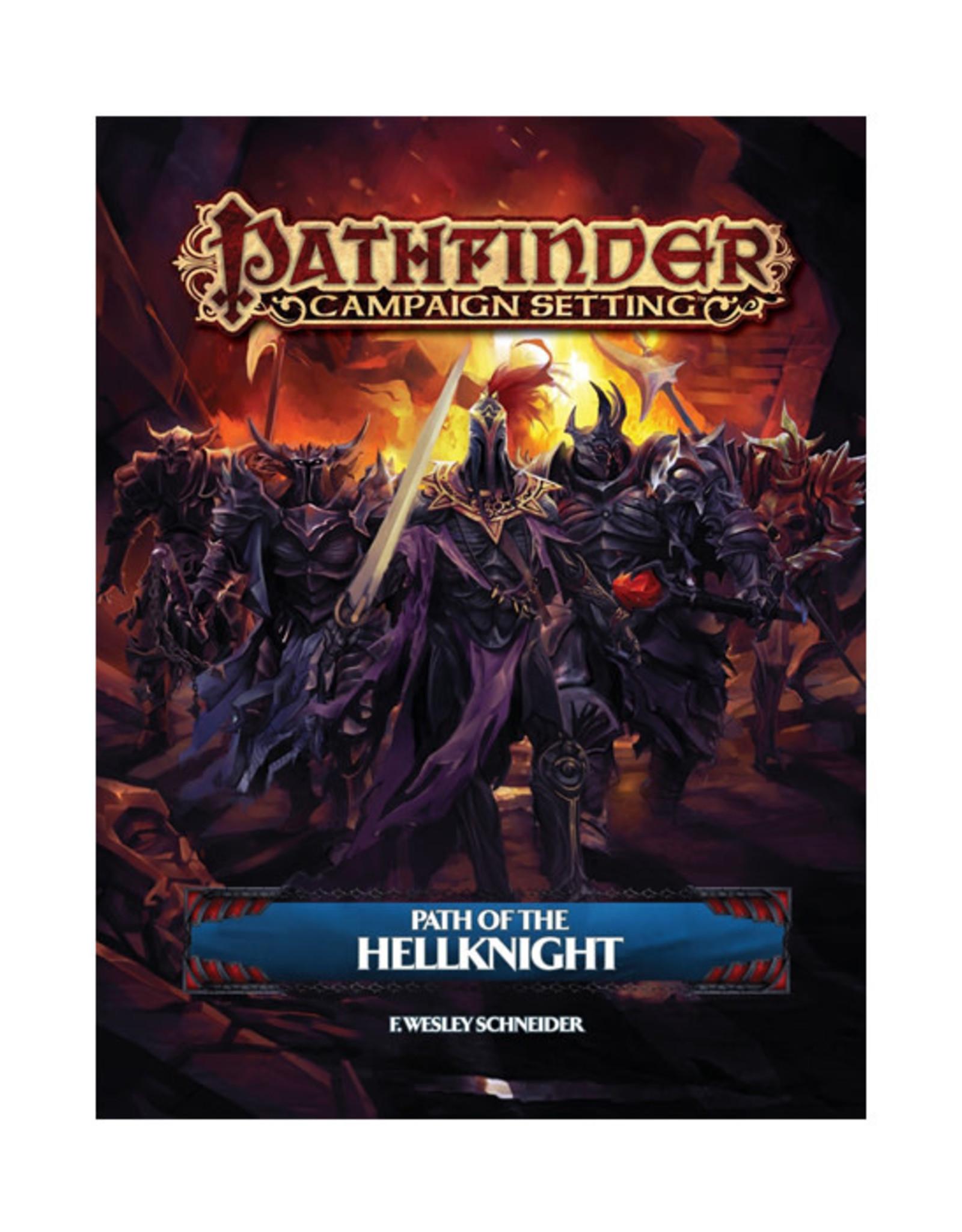Pathfinder Pathfinder: Campaign Setting - Path of the Hellknight
