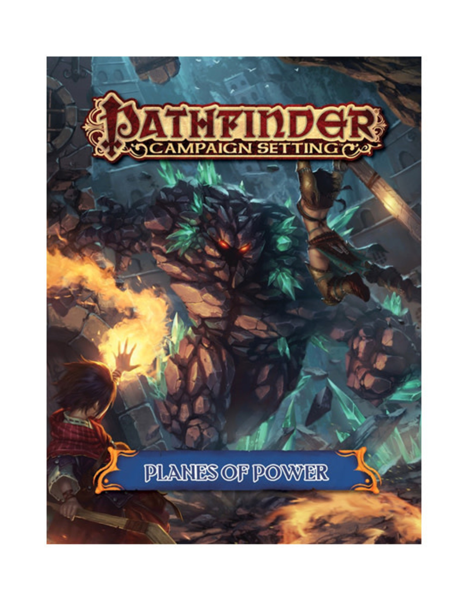 Pathfinder Pathfinder: Campaign Setting - Planes of Power