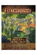 Pathfinder Pathfinder: Campaign Setting - Return of the Runelords - Poster Map Folio