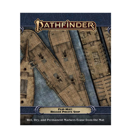 Pathfinder Pathfinder: Flip-Mat - Bigger Pirate Ship
