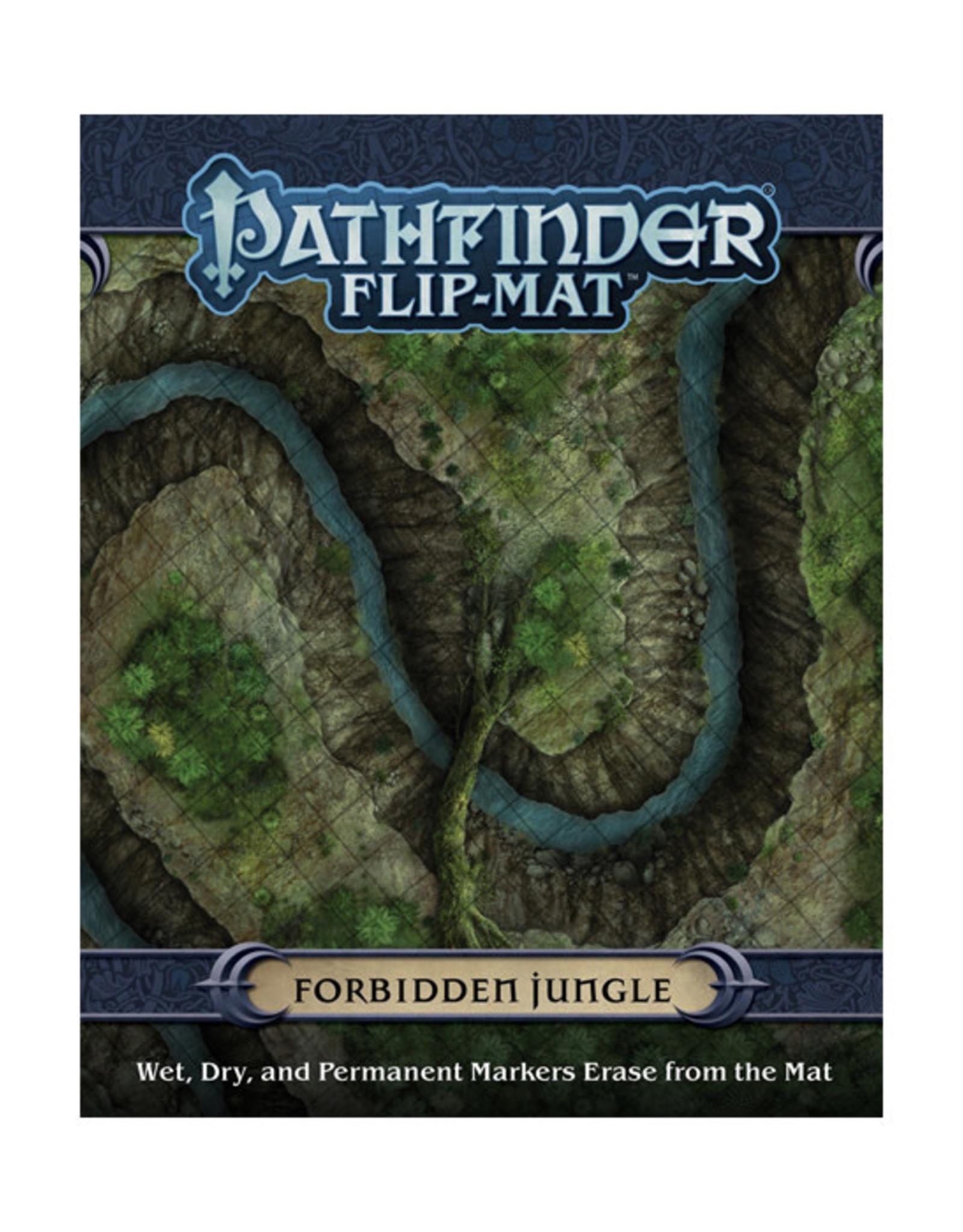 Pathfinder Pathfinder: Flip-Mat - Forbidden Jungle