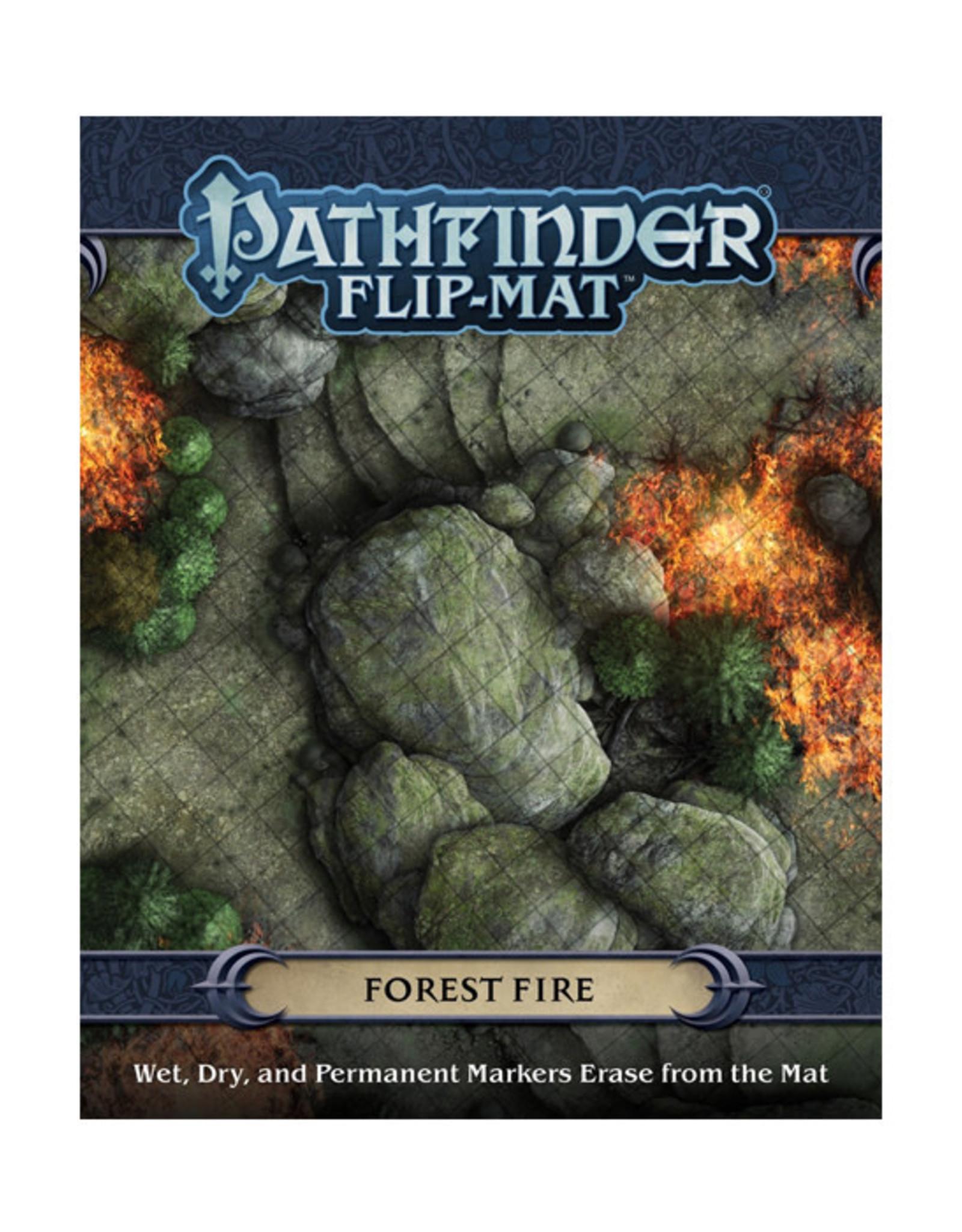 Pathfinder Pathfinder: Flip-Mat - Forest Fire