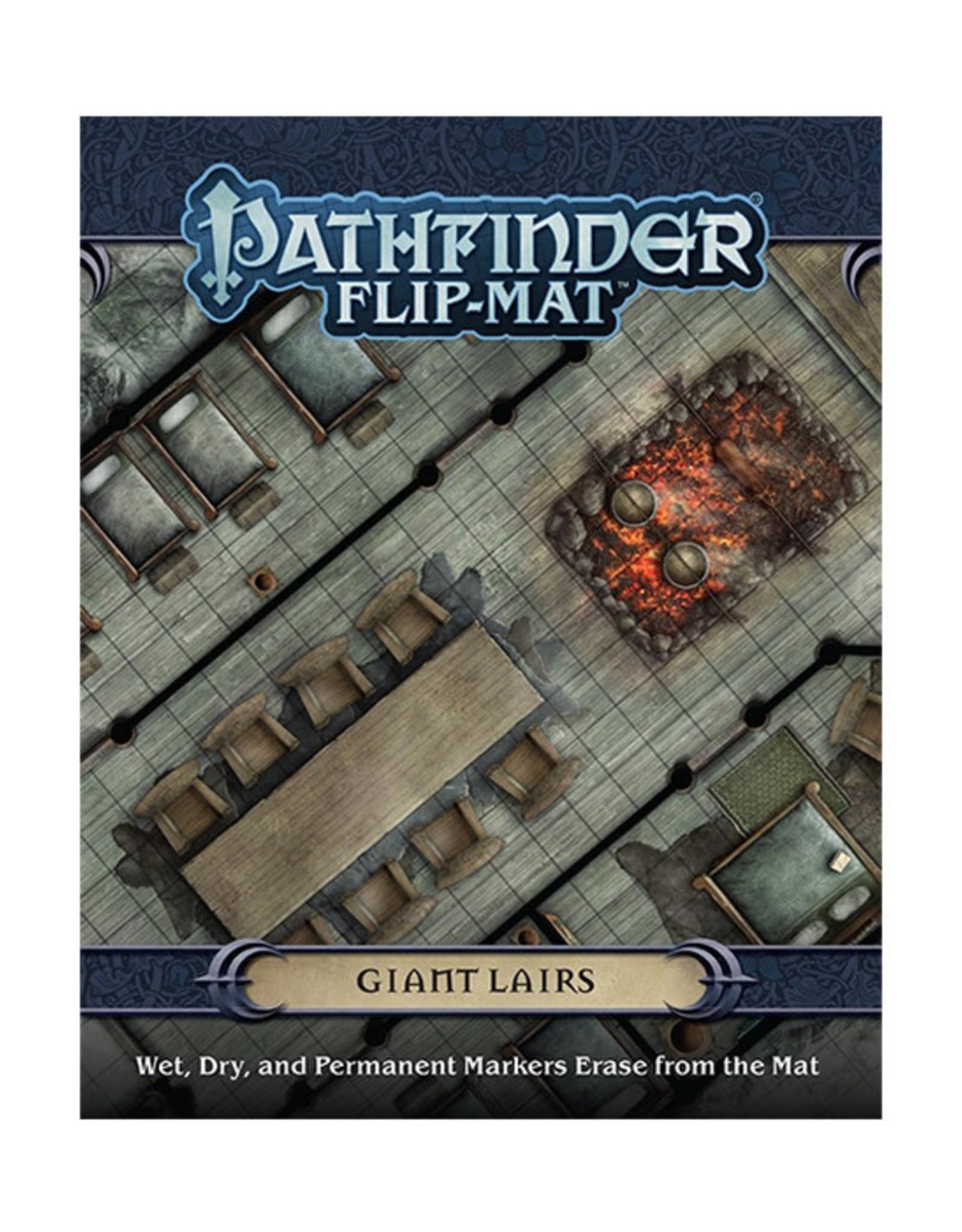Pathfinder Pathfinder: Flip-Mat - Giant Lairs