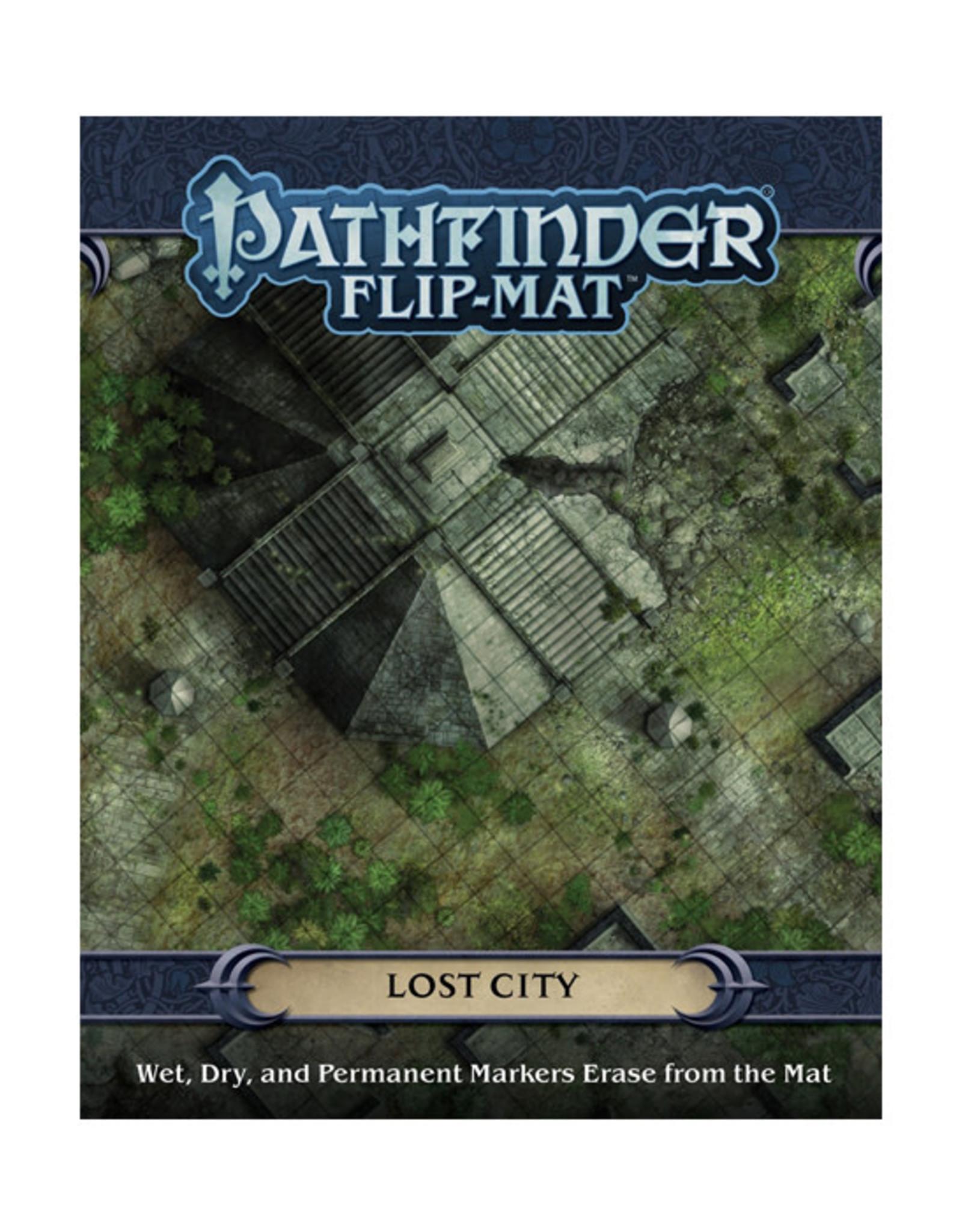 Pathfinder Pathfinder: Flip-Mat - Lost City