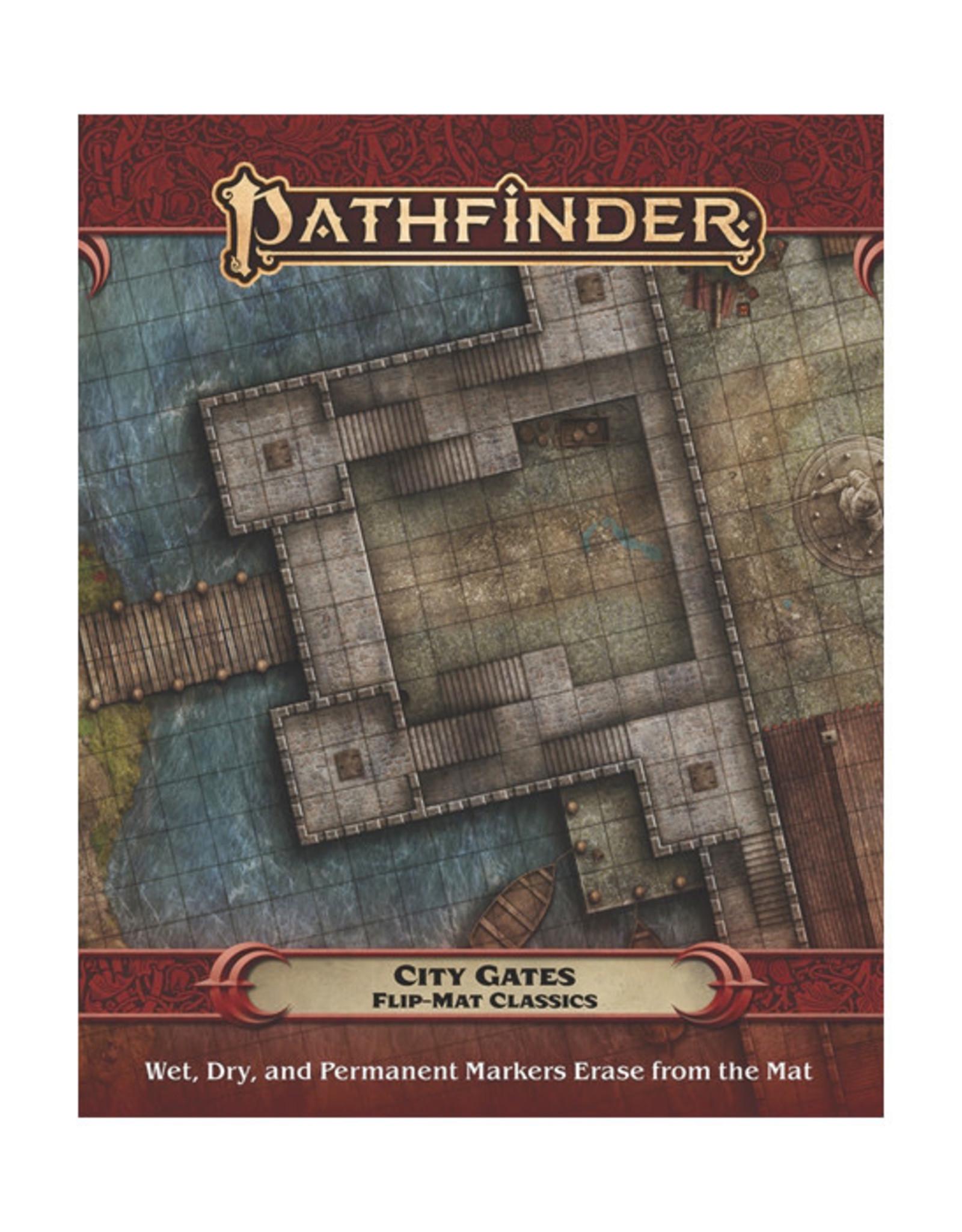 Pathfinder Pathfinder: Flip-Mat Classics - City Gates