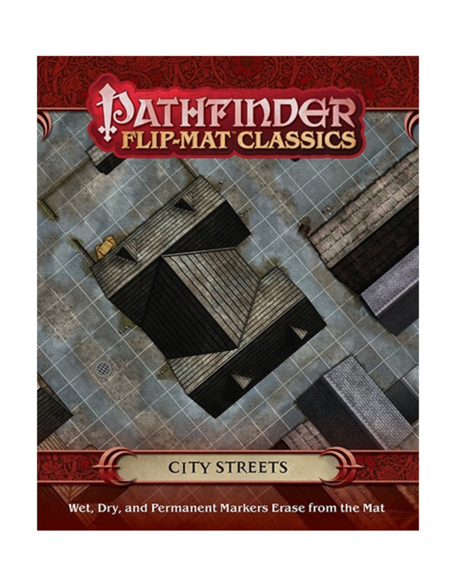 Pathfinder Pathfinder: Flip-Mat Classics - City Streets