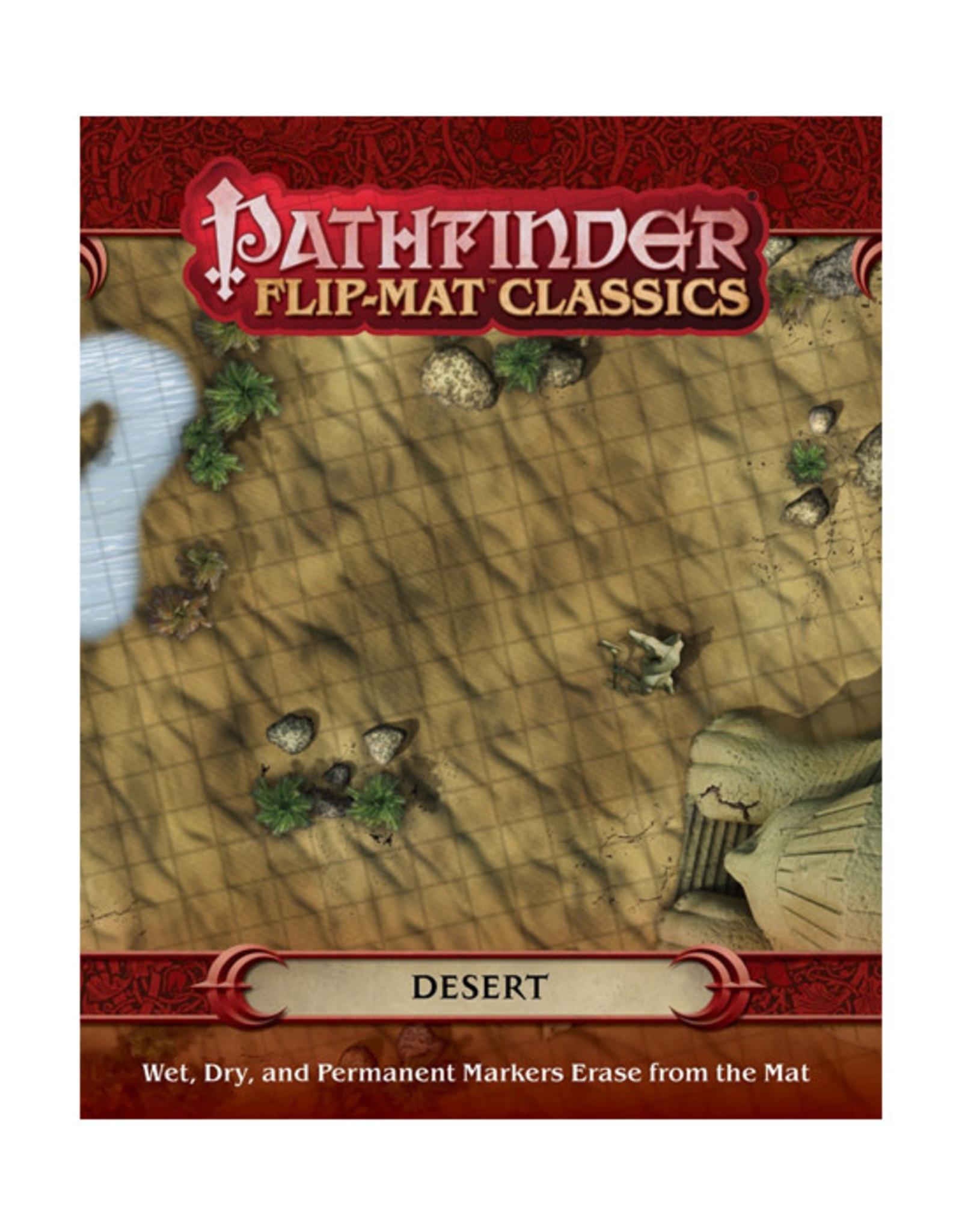 Pathfinder Pathfinder: Flip-Mat Classics - Desert