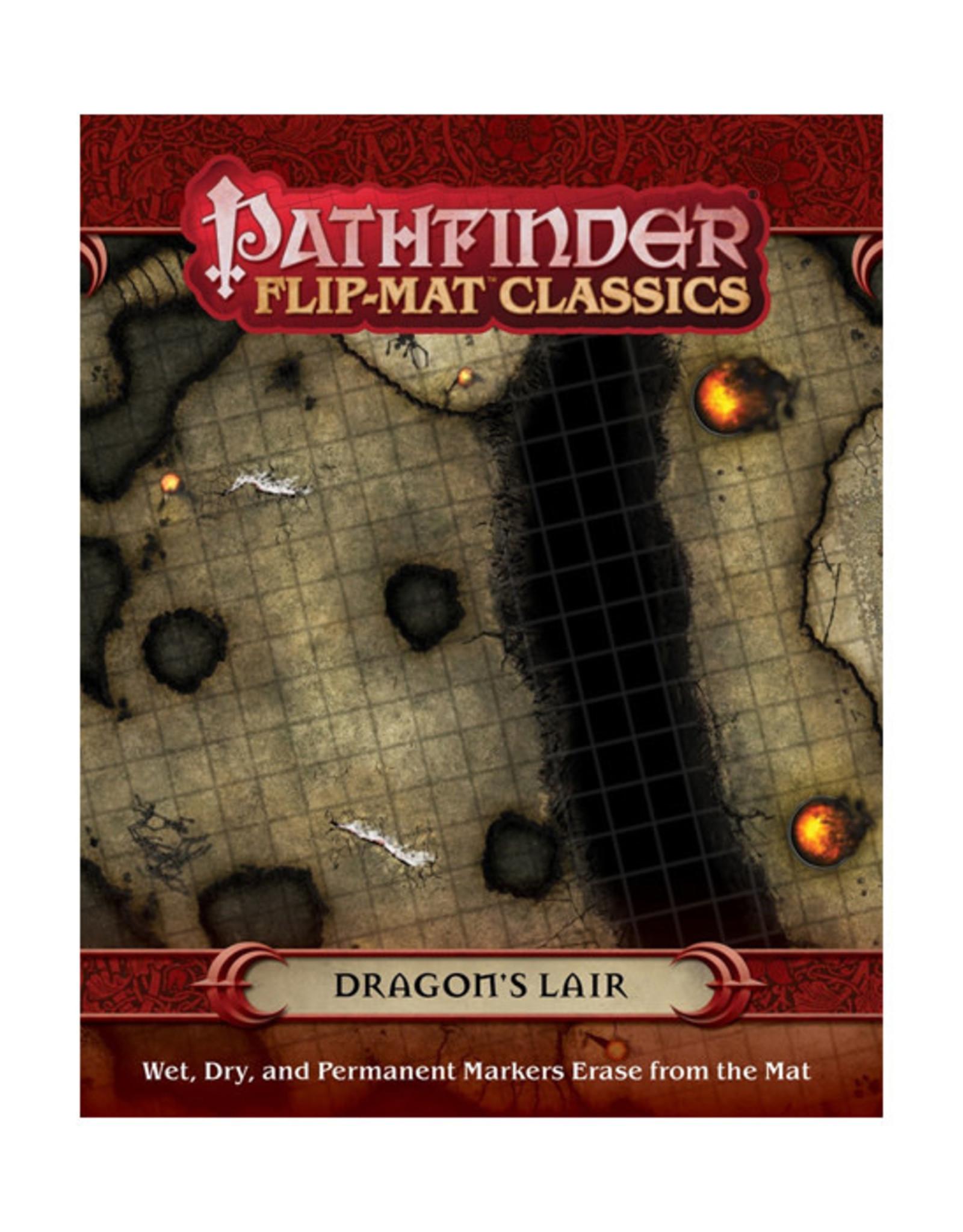 Pathfinder Pathfinder: Flip-Mat Classics - Dragon's Lair