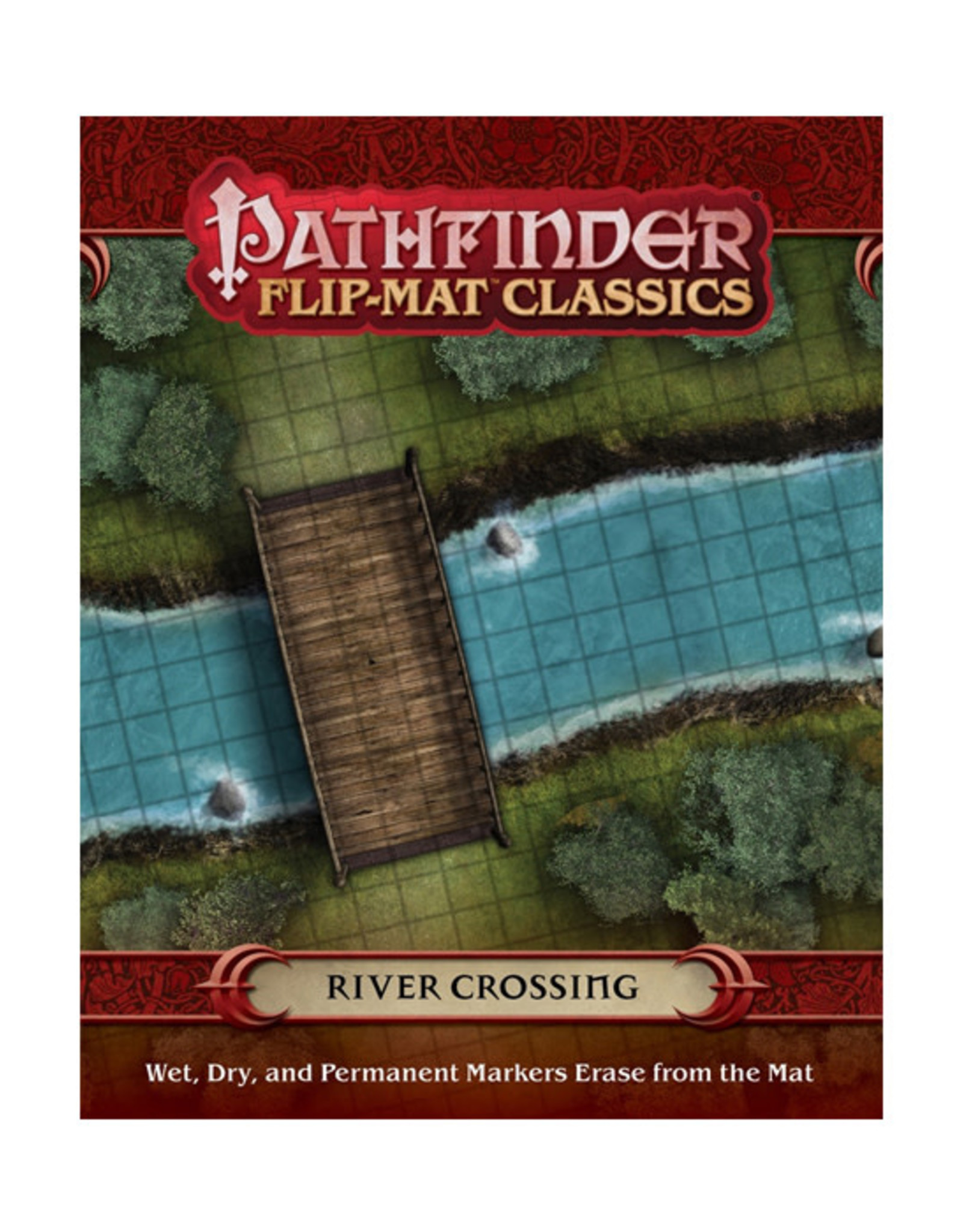Pathfinder Pathfinder: Flip-Mat Classics - River Crossing