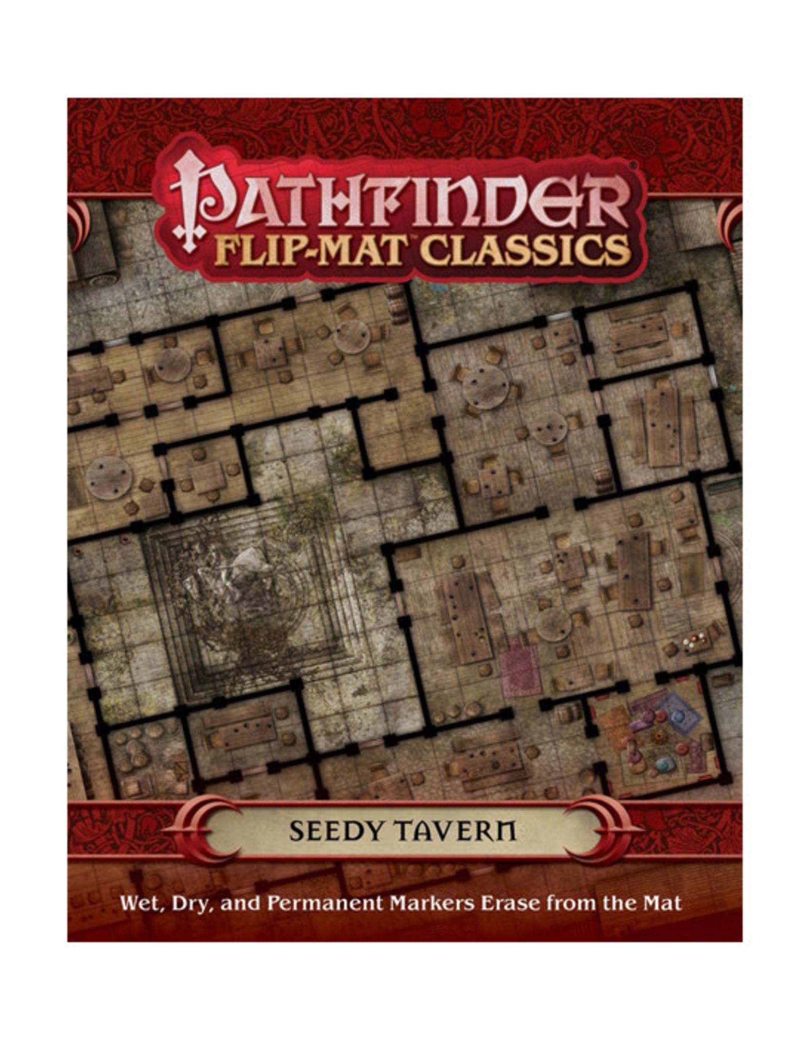 Pathfinder Pathfinder: Flip-Mat Classics - Seedy Tavern