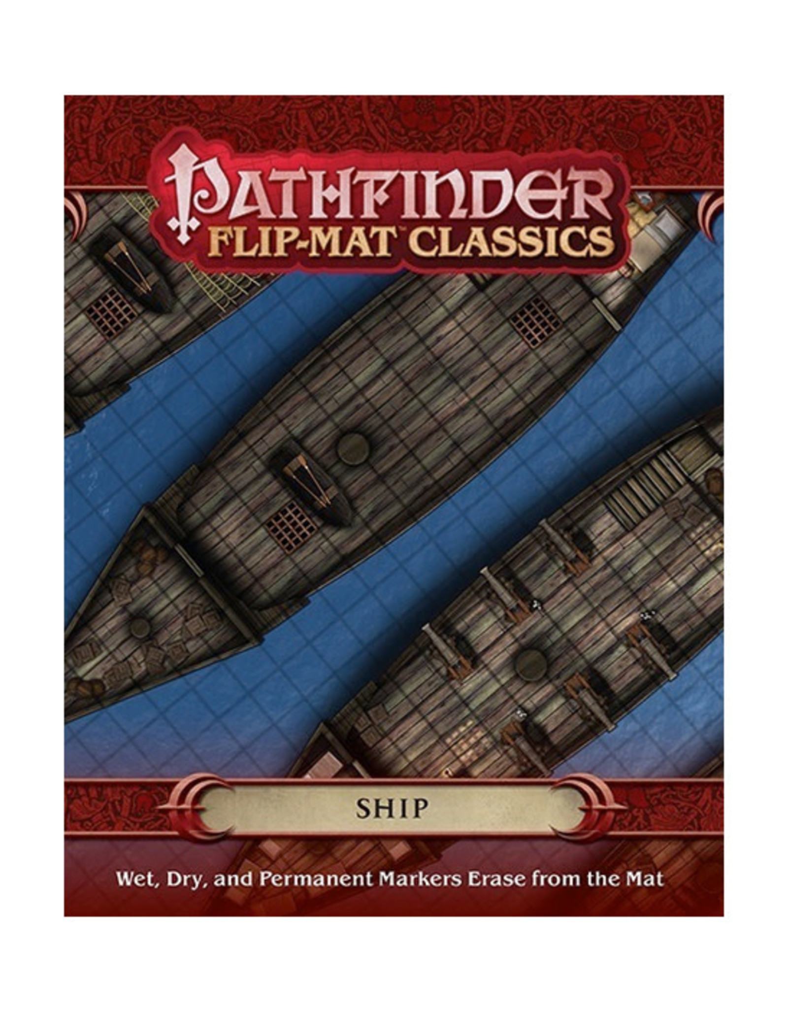 Pathfinder Pathfinder: Flip-Mat Classics - Ship