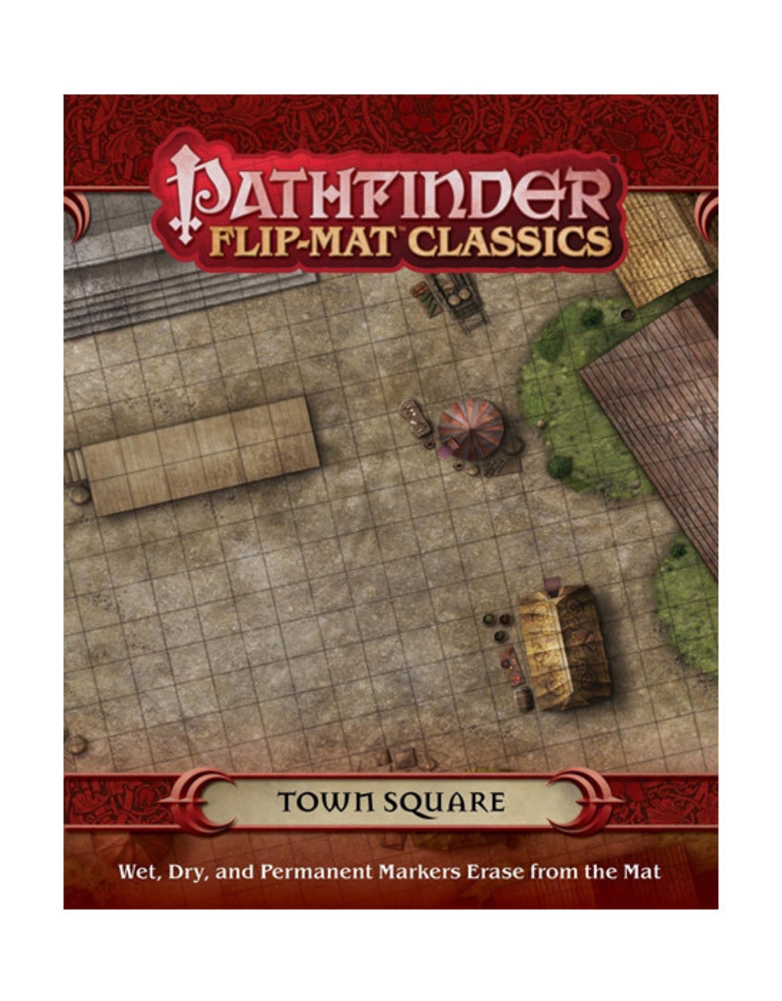 Pathfinder Pathfinder: Flip-Mat Classics - Town Square