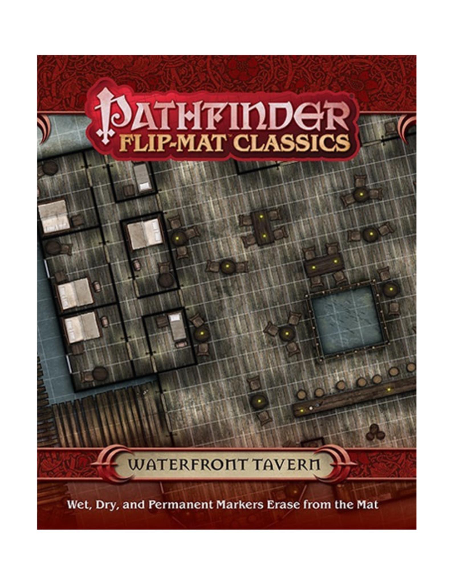 Pathfinder Pathfinder: Flip-Mat Classics - Waterfront Tavern