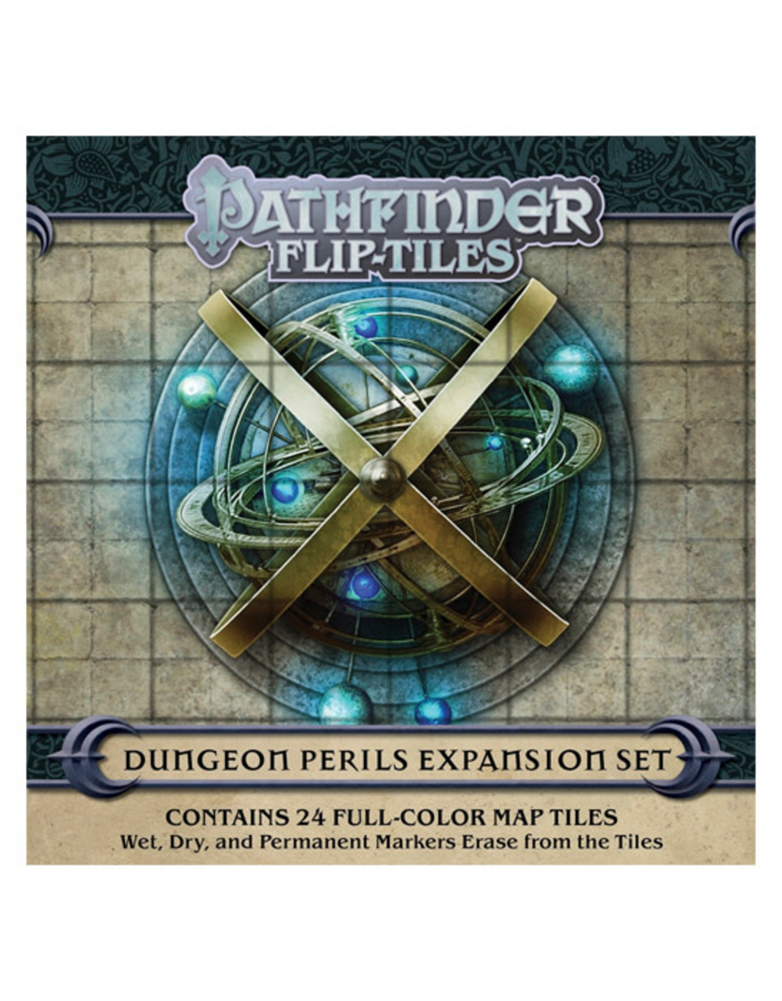Pathfinder Pathfinder: Flip-Tiles - Dungeon Perils Expansion Set
