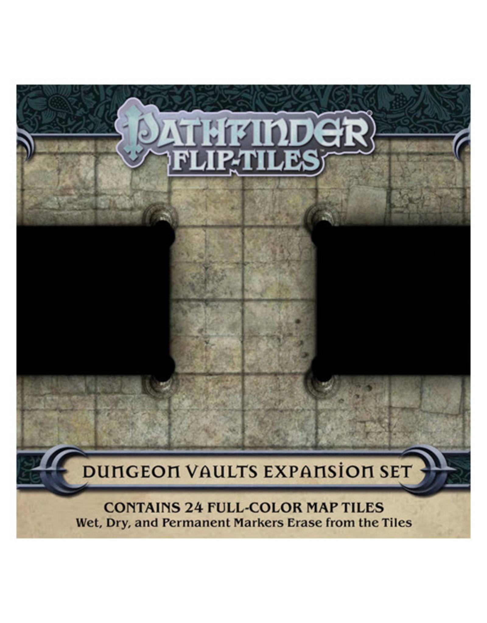 Pathfinder Pathfinder: Flip-Tiles - Dungeon Vaults Exploration Set