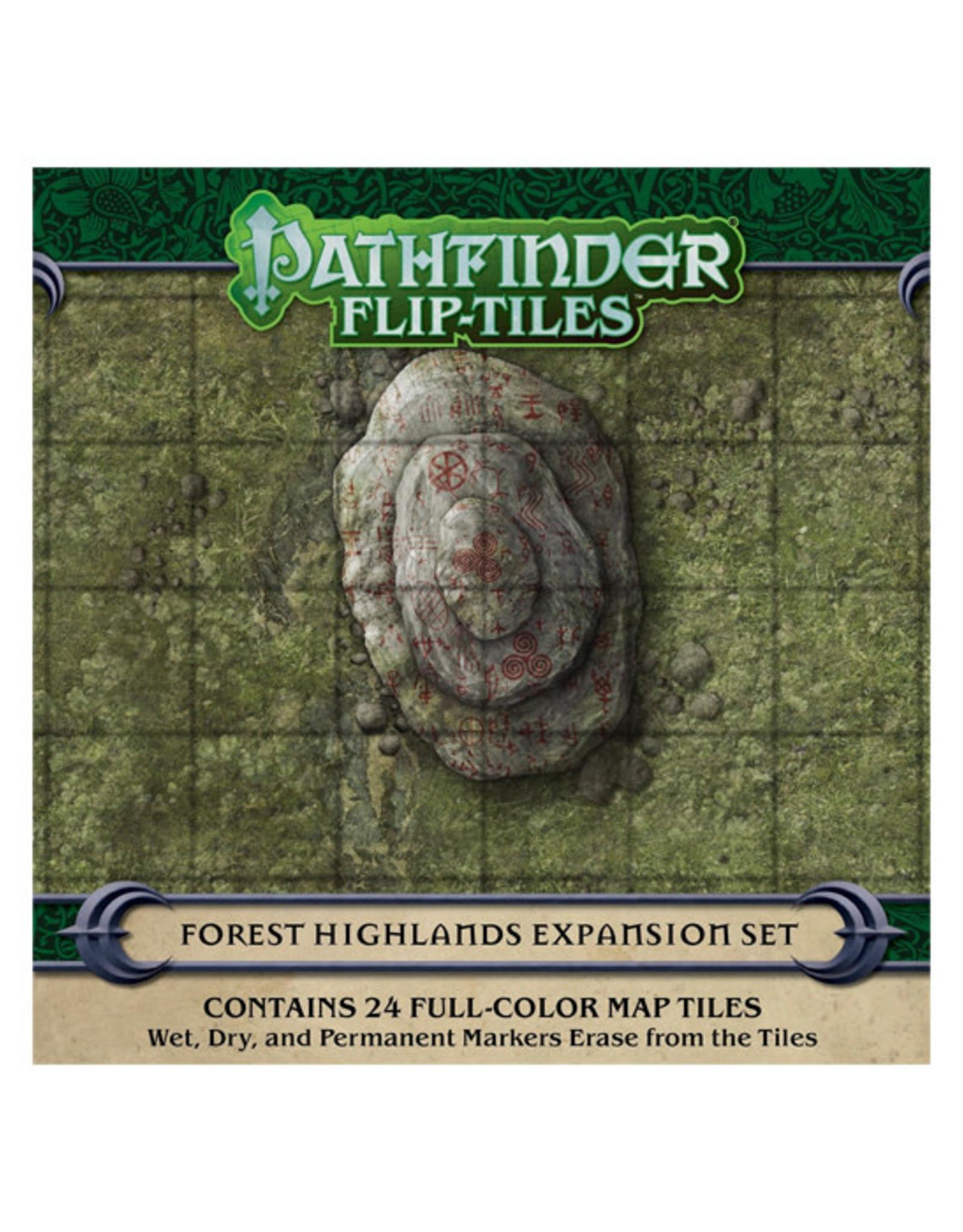 Pathfinder Pathfinder: Flip-Tiles - Forest HIghlands Expansion Set
