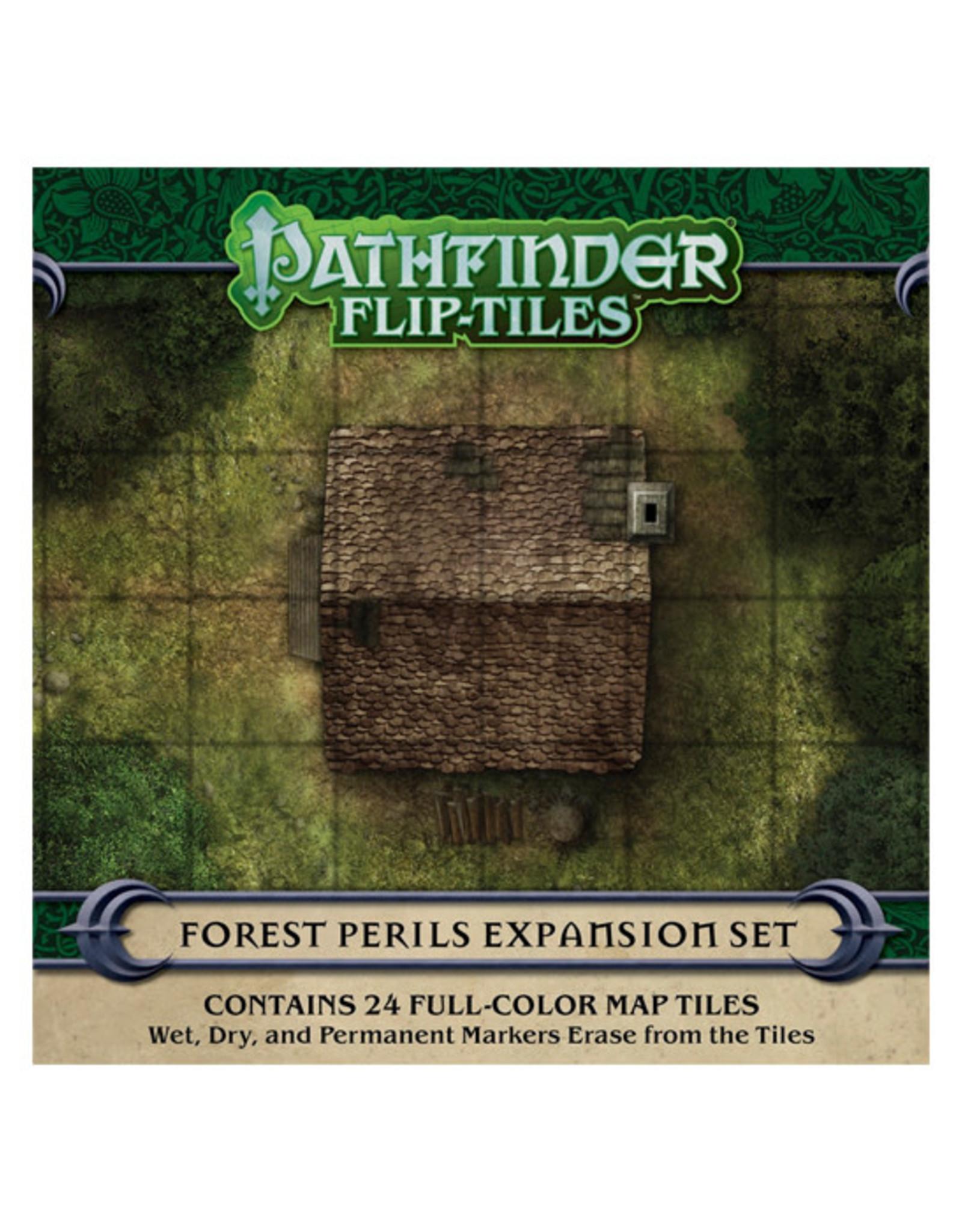 Pathfinder Pathfinder: Flip-Tiles - Forest Perils Expansion Set